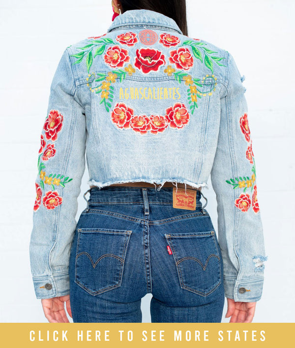 State Traviesa Denim Jacket