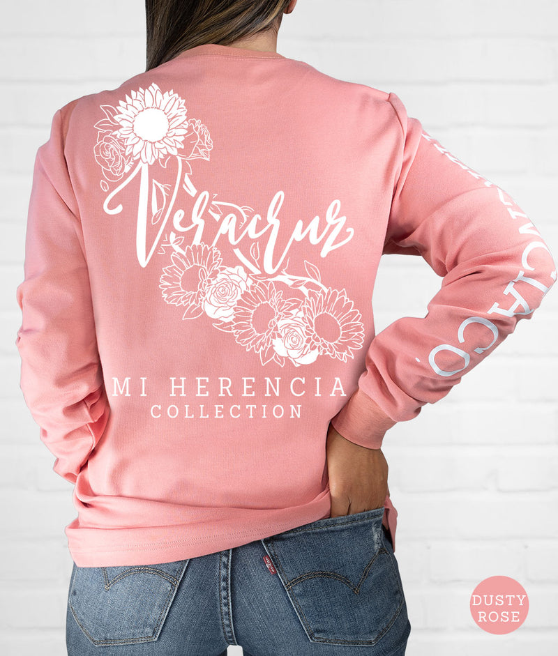 Veracruz Long Sleeve Pocket Tee