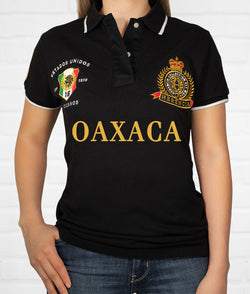 Oaxaca Women's Short Sleeve Polo