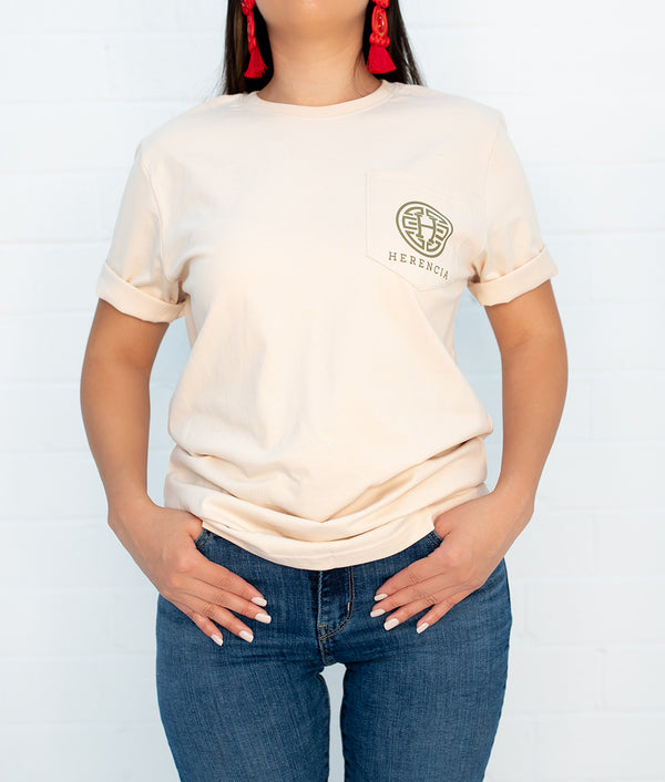 Del Rancho Short Sleeve Pocket Tee