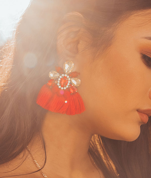 Encantadora Tassel Earrings