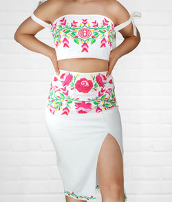Aguascalientes Flor Salvaje Two Piece Set