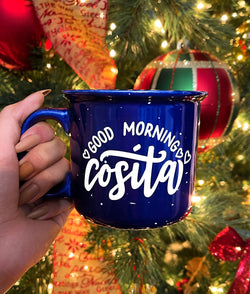 Good Morning Cosita Mug