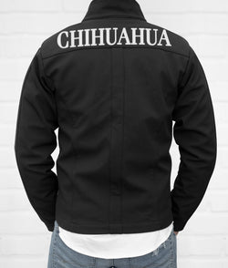 Chihuahua Men's Softshell Jacket
