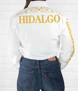 Hidalgo Women's Jaripeo Button-Down