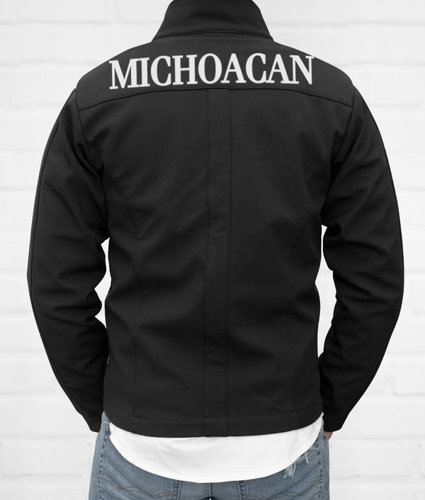 Michoacan Men's Softshell Jacket