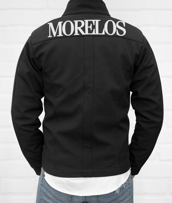 Morelos Men's Softshell Jacket