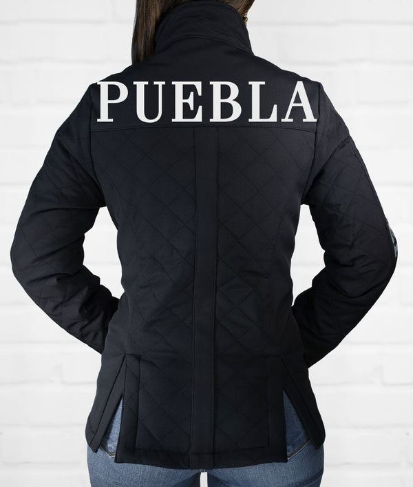 Puebla Women's Quilted Softshell Jacket