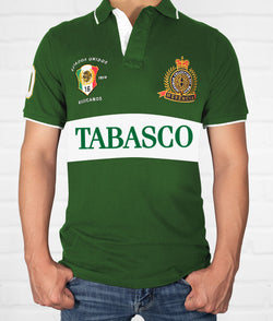 Tabasco Men's Short Sleeve Polo