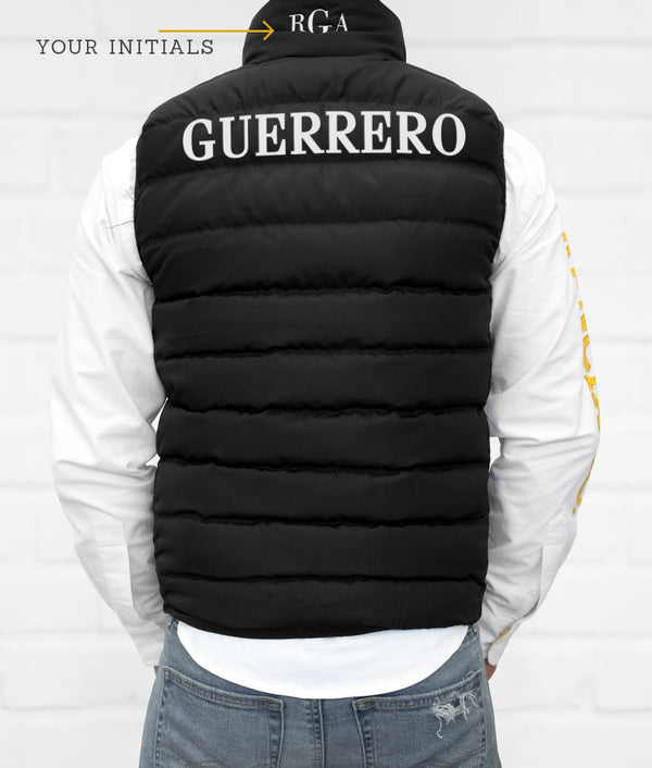 Guerrero Men's Down Vest
