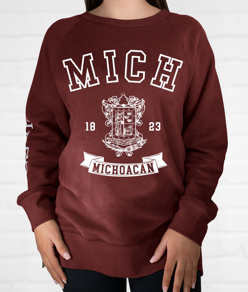 Michoacan Oversized Sweatshirt
