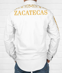 Zacatecas Men's Jaripeo Button-Down