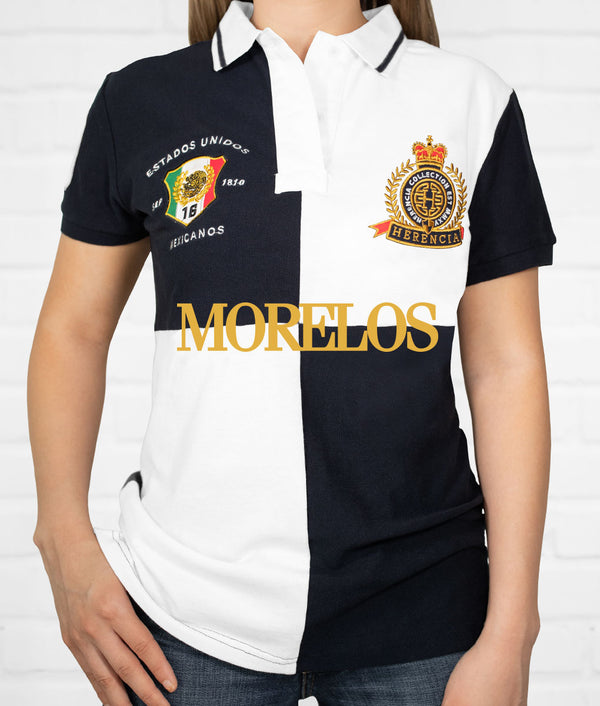 Morelos Women's Short Sleeve Polo