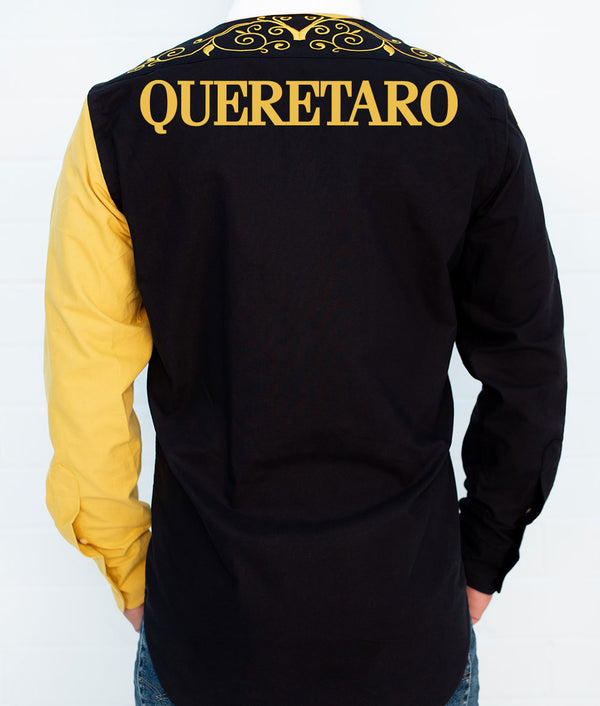 Queretaro Men's Jaripeo Button-Down