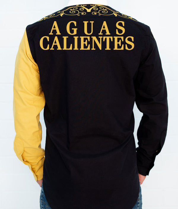 Aguascalientes Men's Jaripeo Button-Down