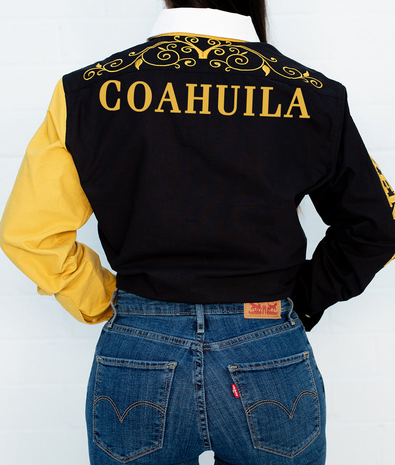 Coahuila Women's Jaripeo Button-Down