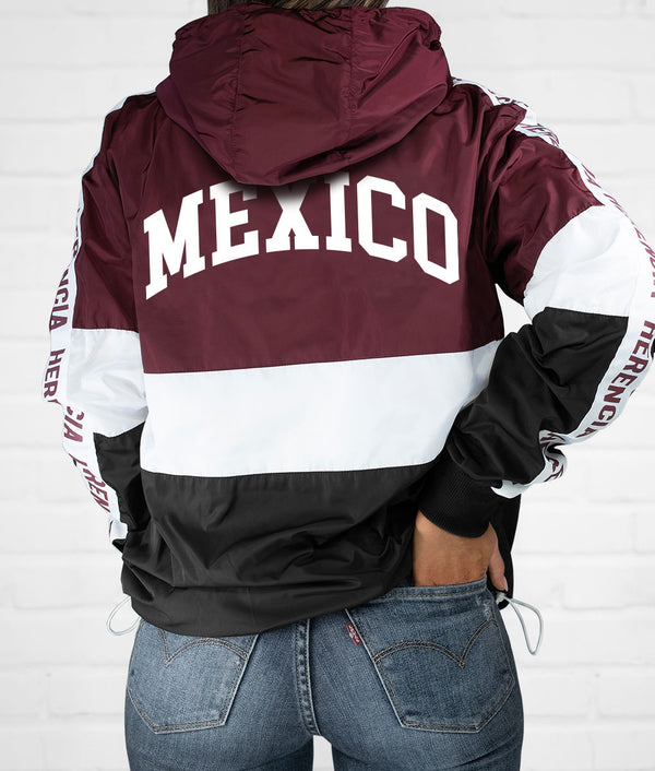 Mexico Windbreaker