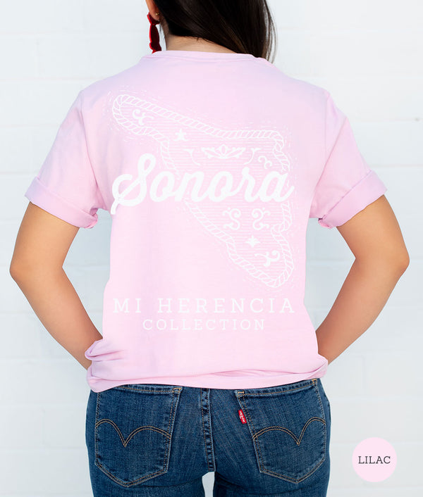 Sonora Western Short Sleeve Pocket Tee
