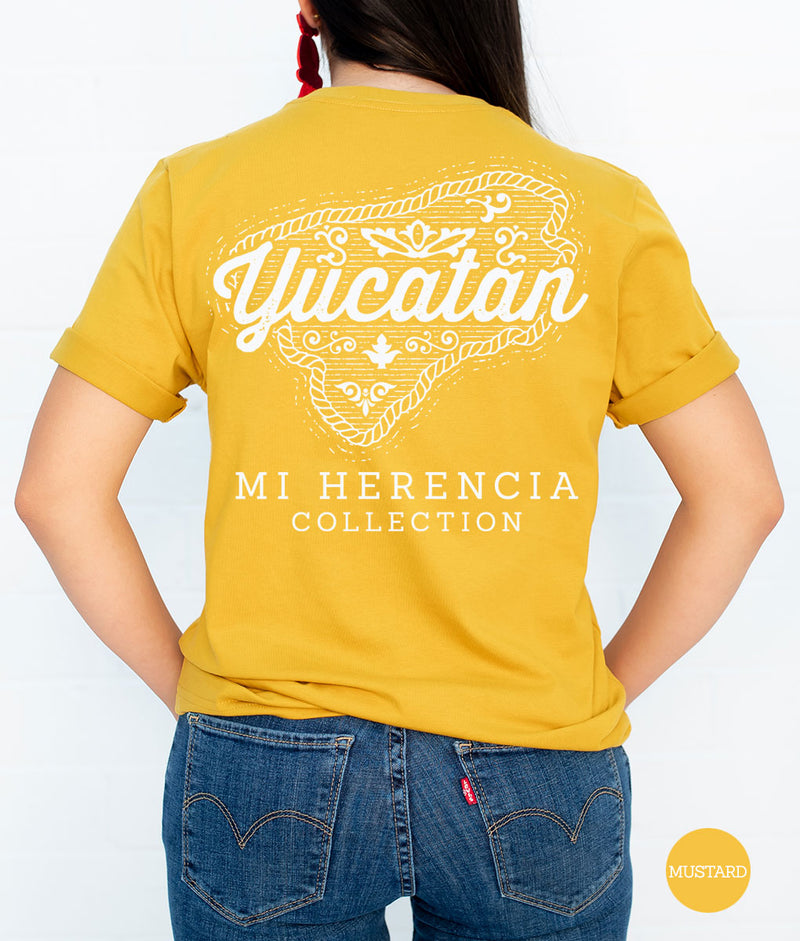 Yucatan Western Short Sleeve Pocket Tee
