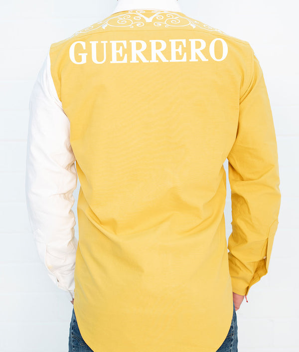 Guerrero Men's Jaripeo Button-Down