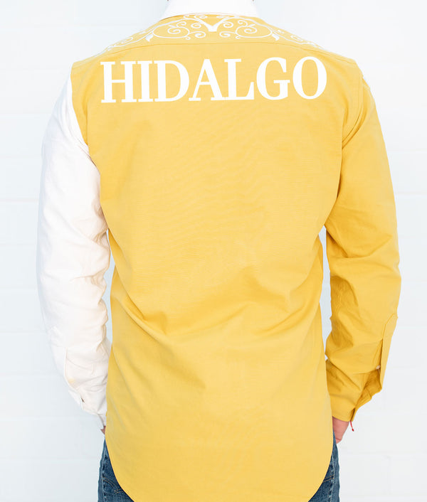 Hidalgo Men's Jaripeo Button-Down