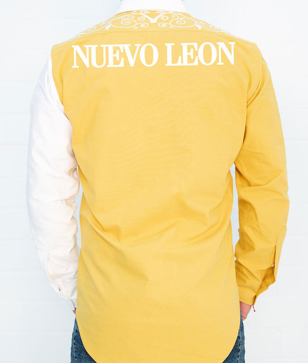 Nuevo Leon Men's Jaripeo Button-Down