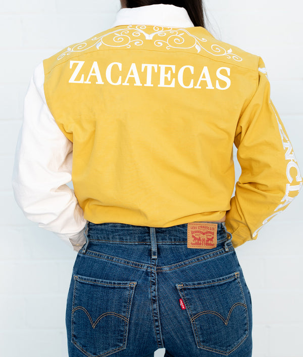Zacatecas Women's Jaripeo Button-Down