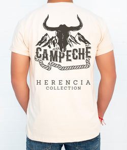 Campeche Country Men's Short Sleeve Pocket Tee