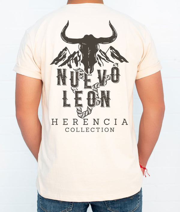 Nuevo Leon Country Men's Short Sleeve Pocket Tee