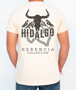 Hidalgo Country Men's Short Sleeve Pocket Tee