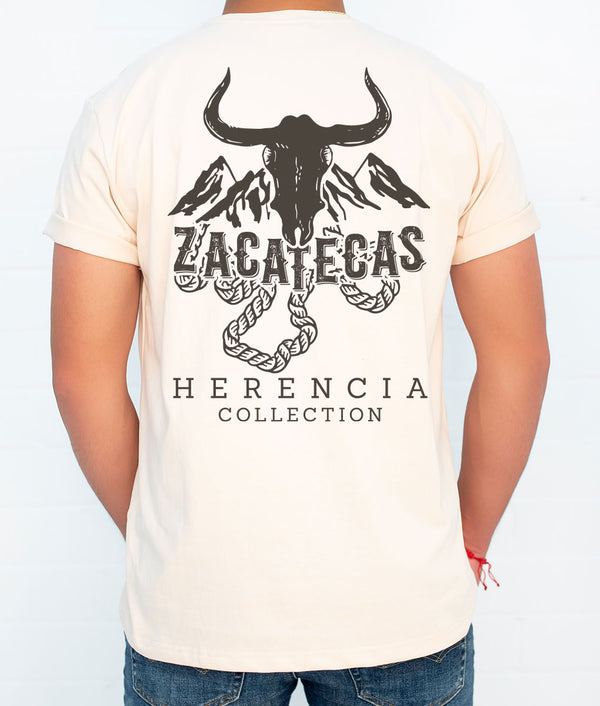Zacatecas Country Men's Short Sleeve Pocket Tee
