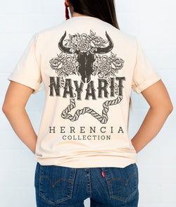 Nayarit Country Short Sleeve Pocket Tee