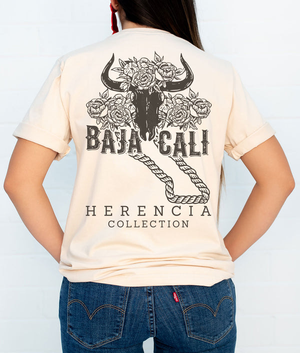 Baja California Country Short Sleeve Pocket Tee