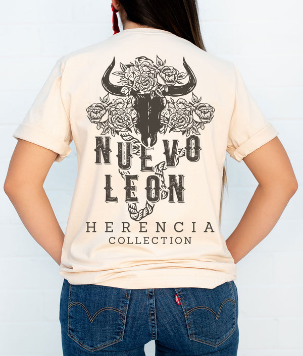 Nuevo Leon Country Short Sleeve Pocket Tee
