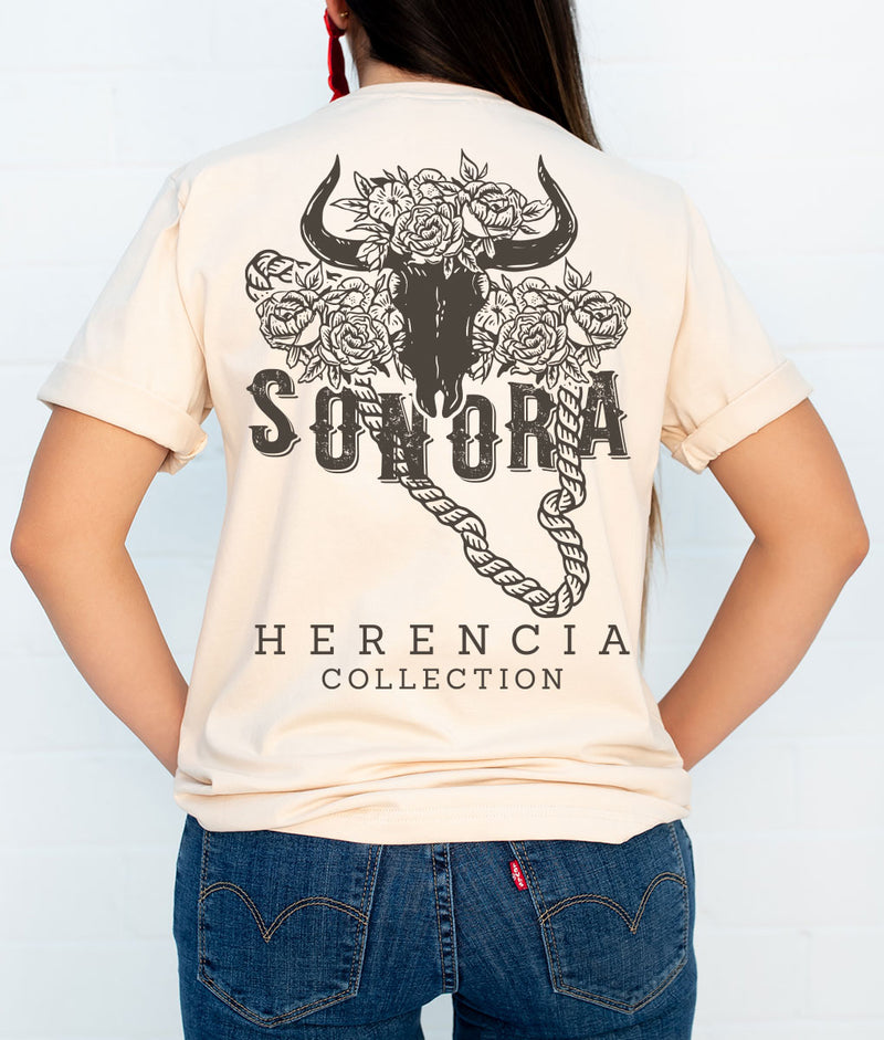 Sonora Country Short Sleeve Pocket Tee
