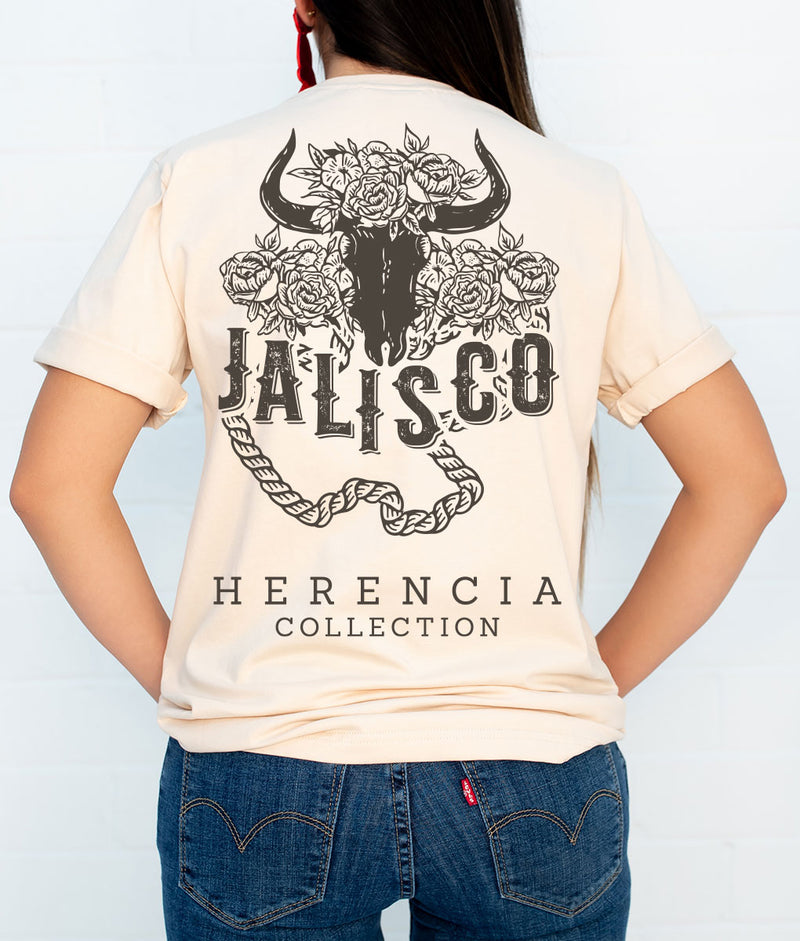 Jalisco Country Short Sleeve Pocket Tee