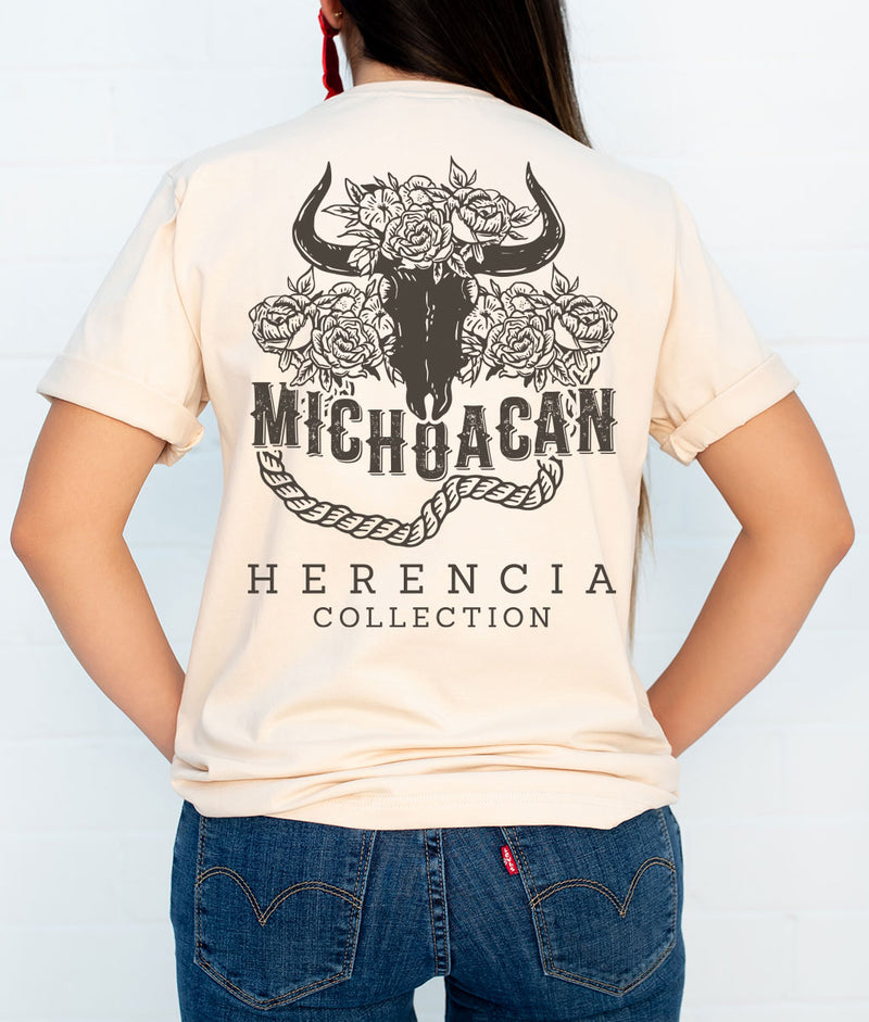 State Country Short Sleeve Pocket Tee