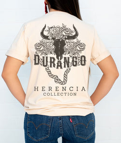 Durango Country Short Sleeve Pocket Tee