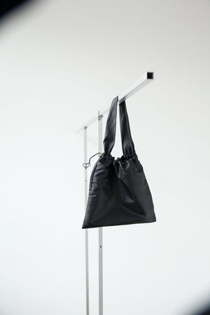 Reusable shopping bag black small