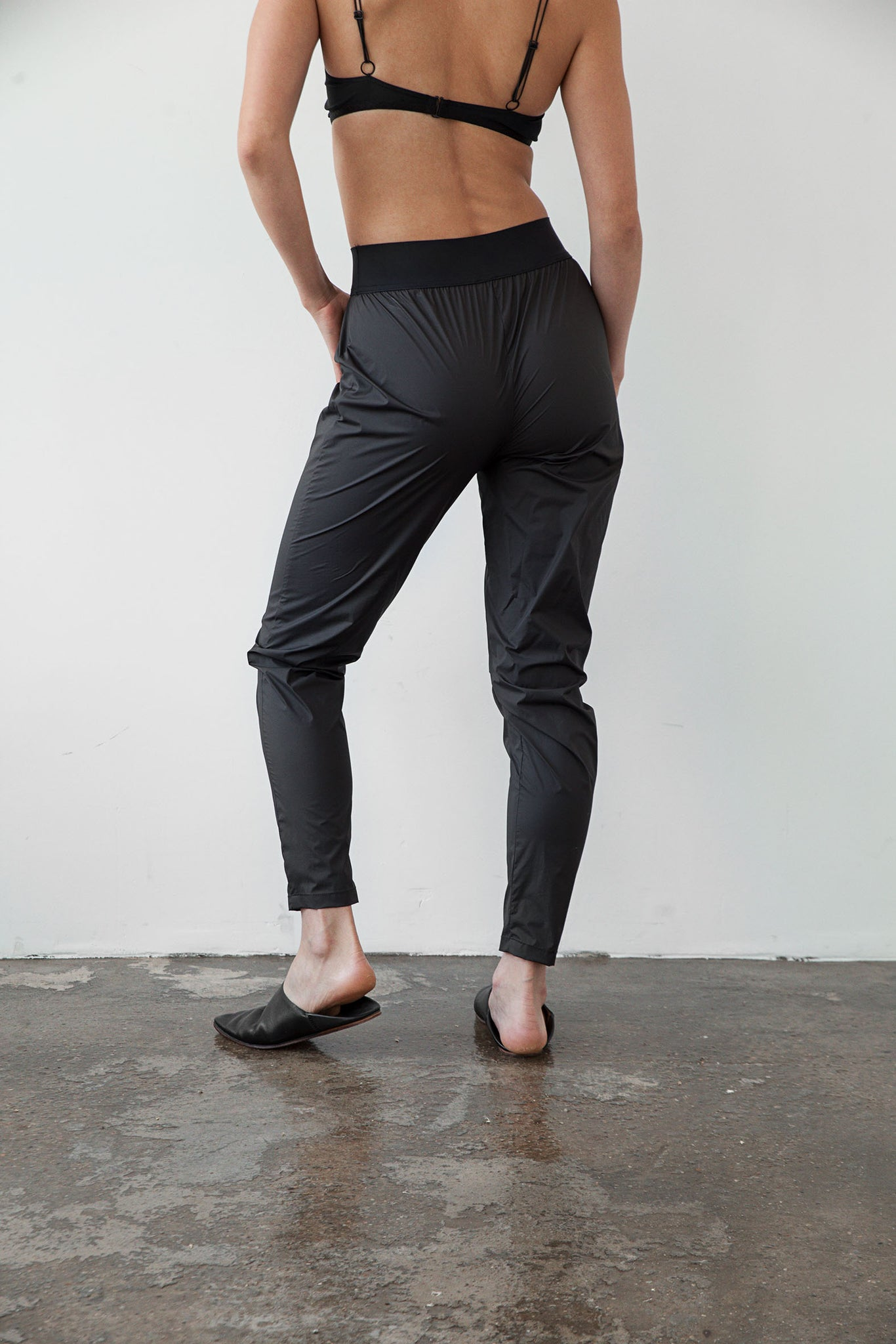 Casual slim fit pants