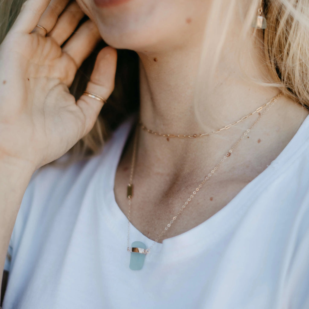 Satellite | Choker Necklace-Ingrid Caduri Jewelry