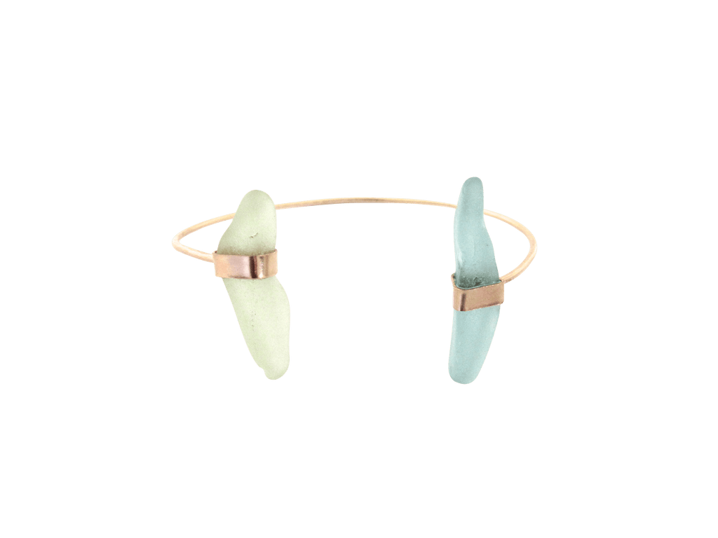 Ying Bracelet | Lime + Turquoise (Ready to Ship!)