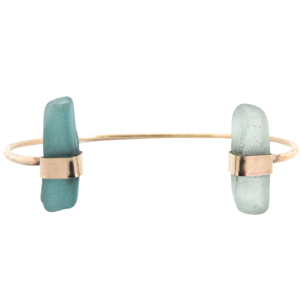 Ying Sea Glass Bracelet