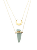 Megan Necklace | Cool Aqua (Ready To Ship!)