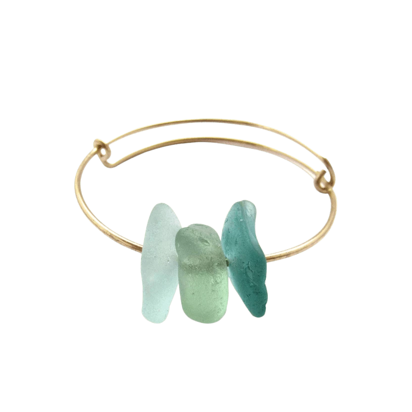 Kendra Sea Glass Bracelet