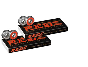 16 pack Bones Reds Skate Bearings / std 608 - 8mm