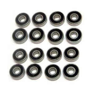 16 pack 7mm Roller Skate Bearings