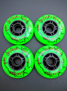 84mm rollerblade inline skate wheels