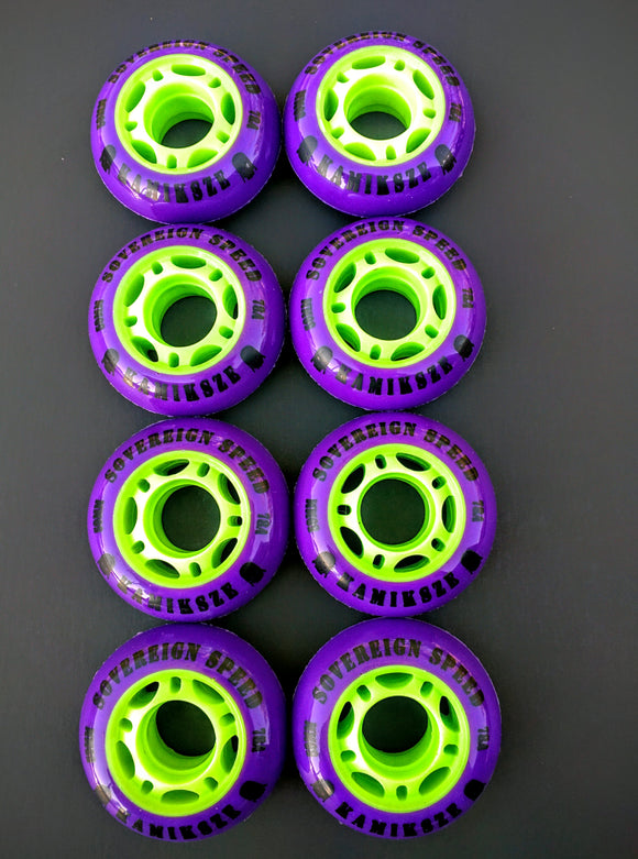 59mm 78a inline skate wheels , youth kids , rollerblade hockey