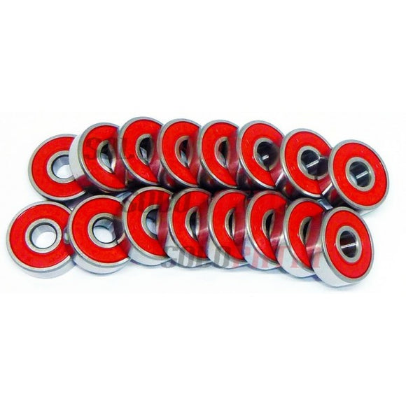 Lot 100 608-2rs skateboard small part bearings 8mm x 22mm x 7mm